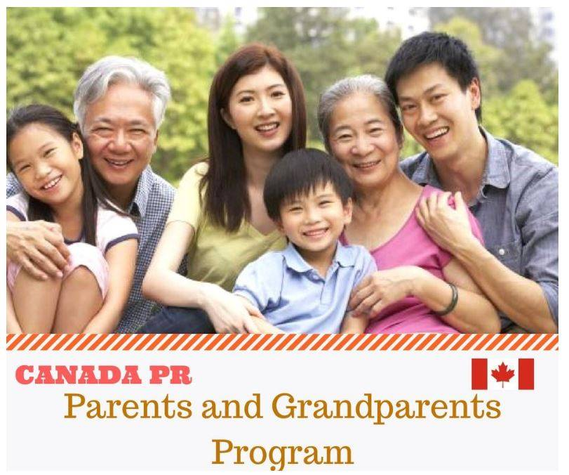 Parents and grandparents PR program reopened for 2021